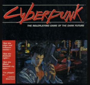 s de Rol Cyberpunk
