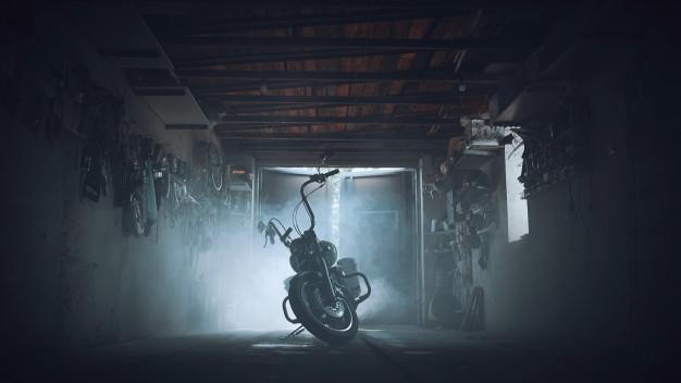 Motos Cyberpunk